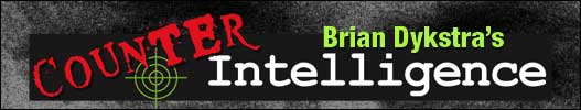Counter Intelligence with Brian Dykstra